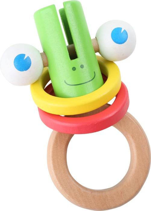 Small Foot Drevené hračky pre najmenších - Motorická pestrosť