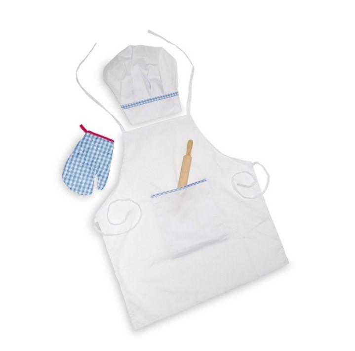 Small Foot Detská kuchynská zástera Cook