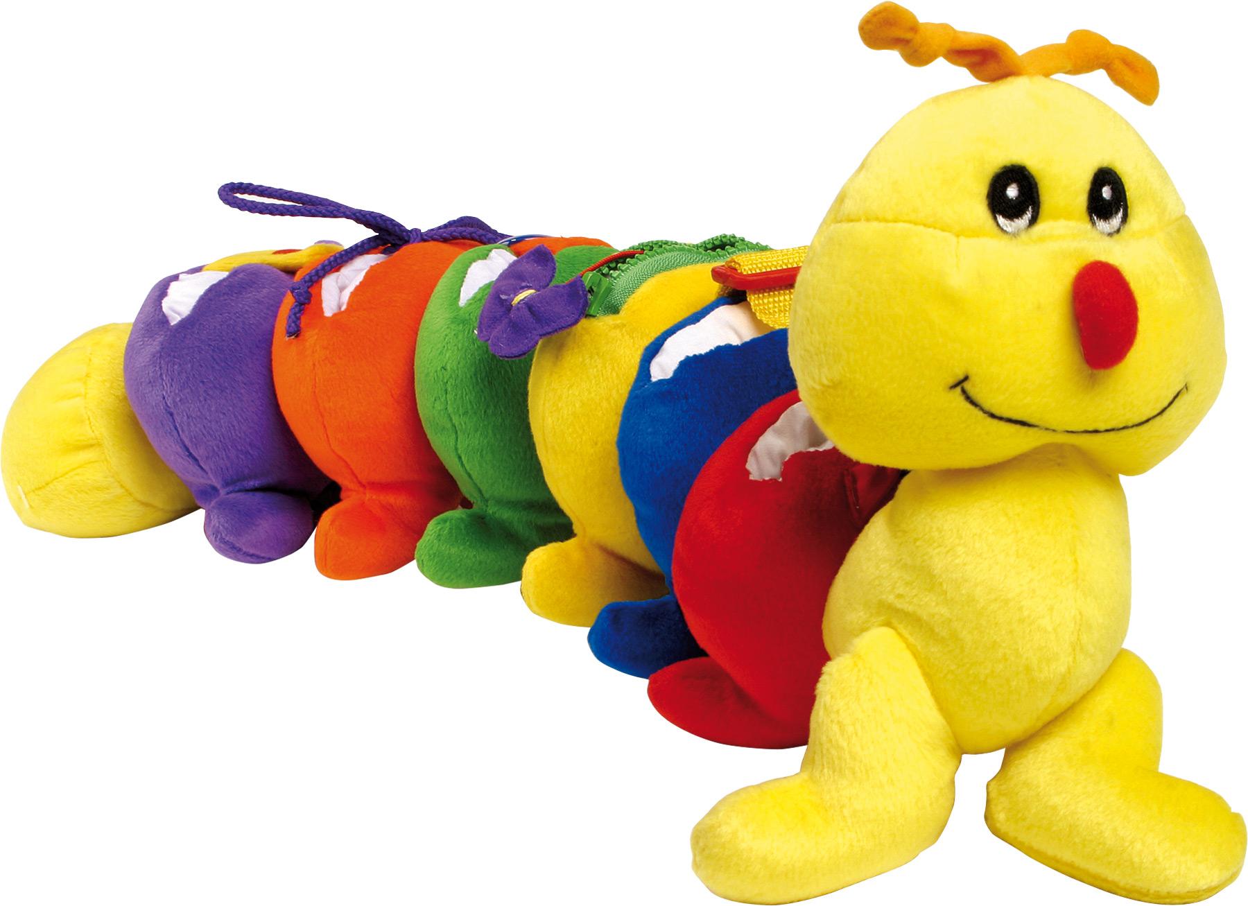 Small Foot Textilné hračky - Stonožka