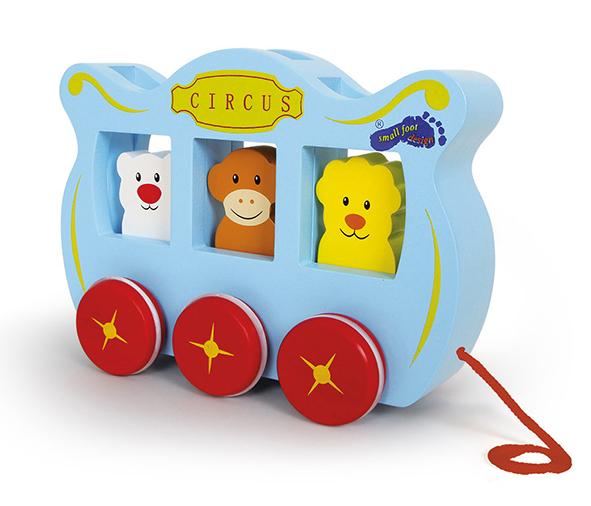 Legler Ťahací cirkusový voz