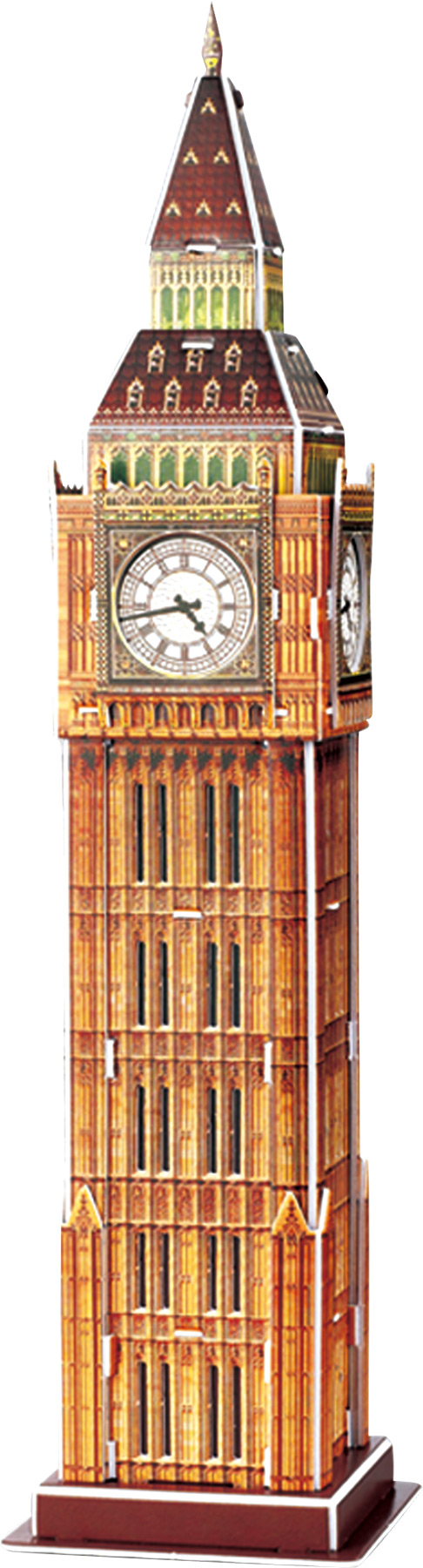 Small Foot 3D puzzle Big Ben