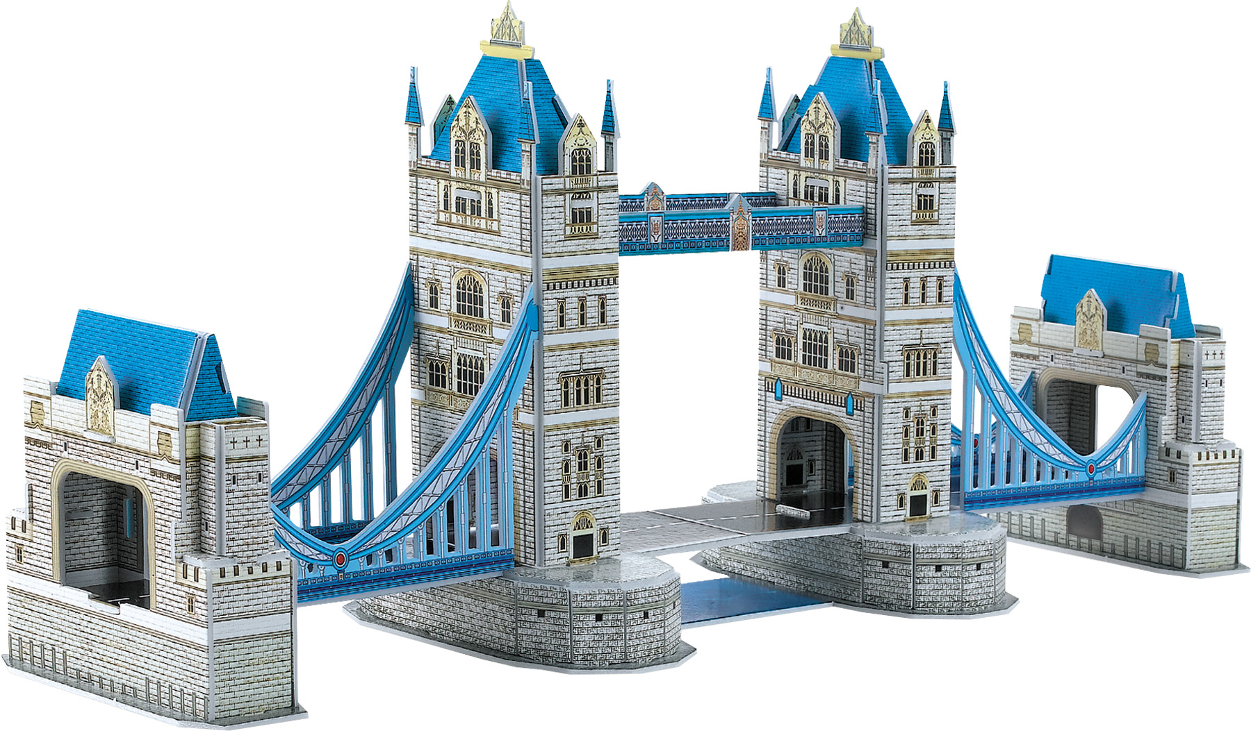 Small Foot 3D Puzzle Tower bridge