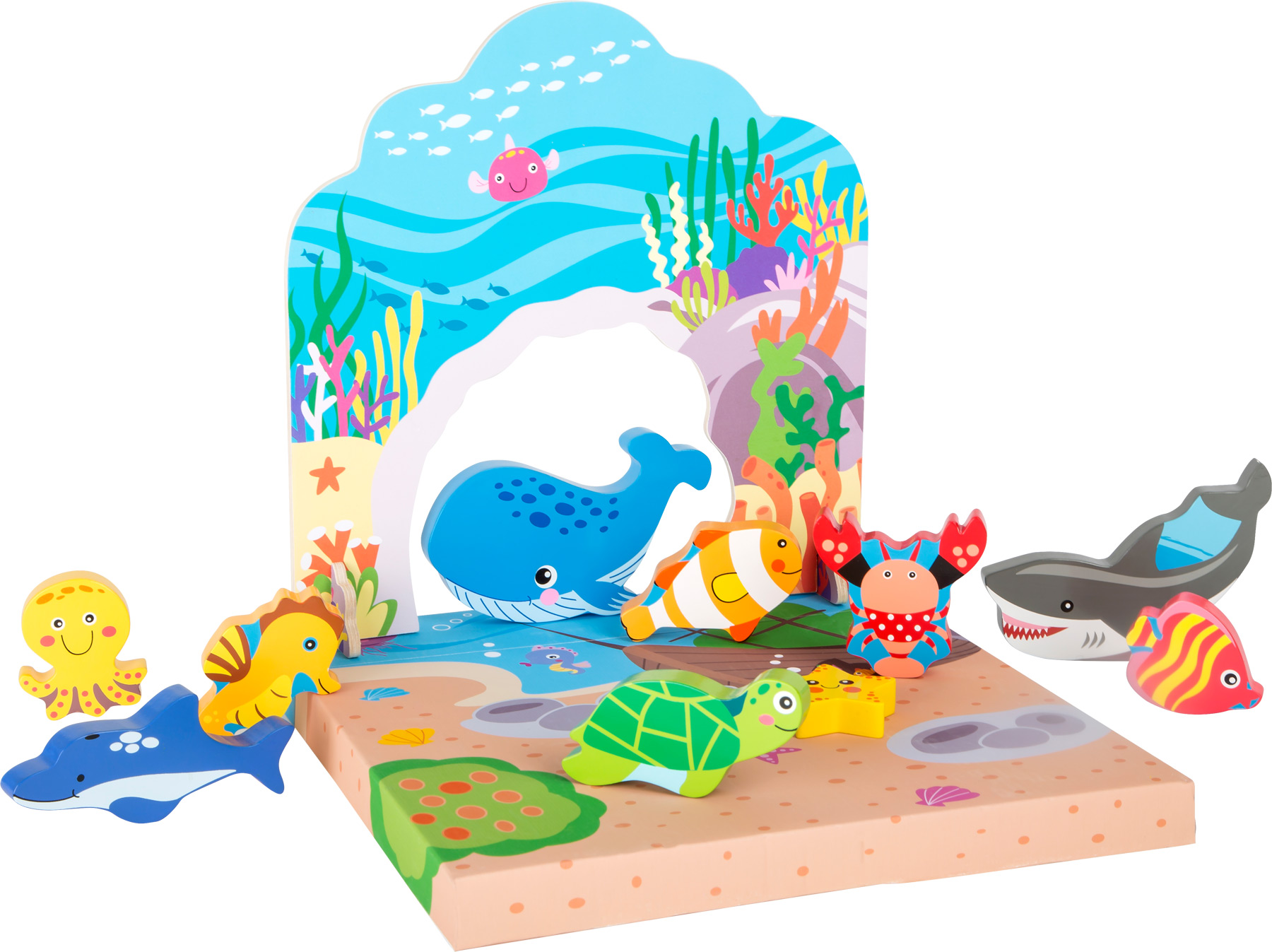 Small Foot Podmorský svet