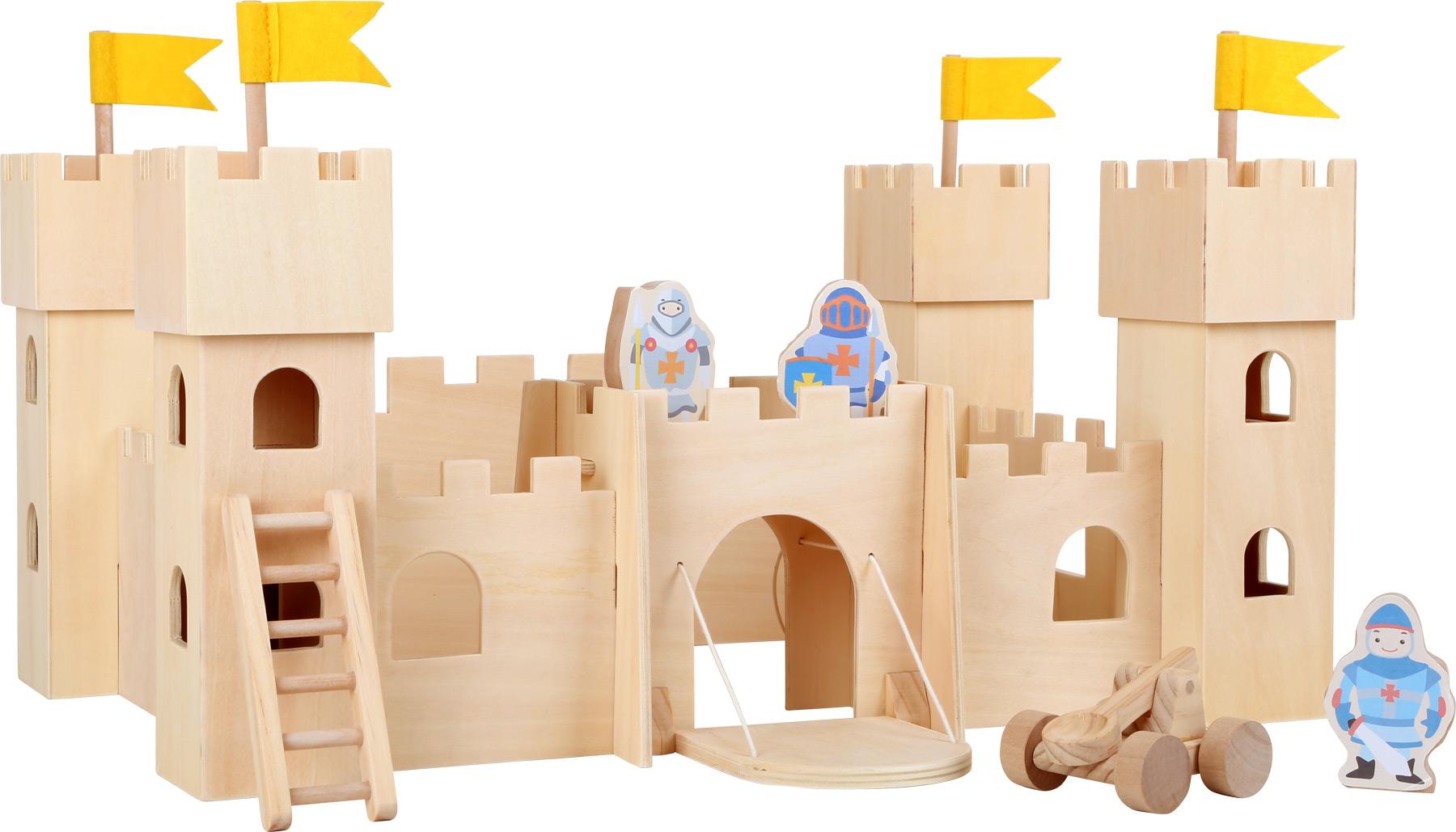 Small Foot Stredoveký hrad