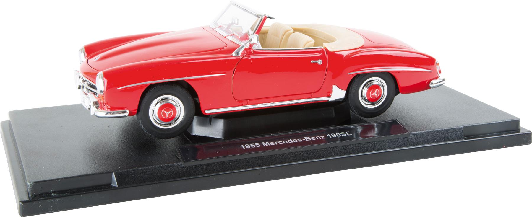Small Foot Model Mercedes-Benz 190 SL (1955)