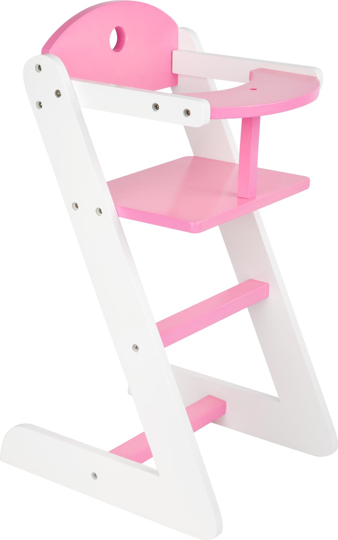 Small Foot Jedálenská stolička pre bábiky Dream