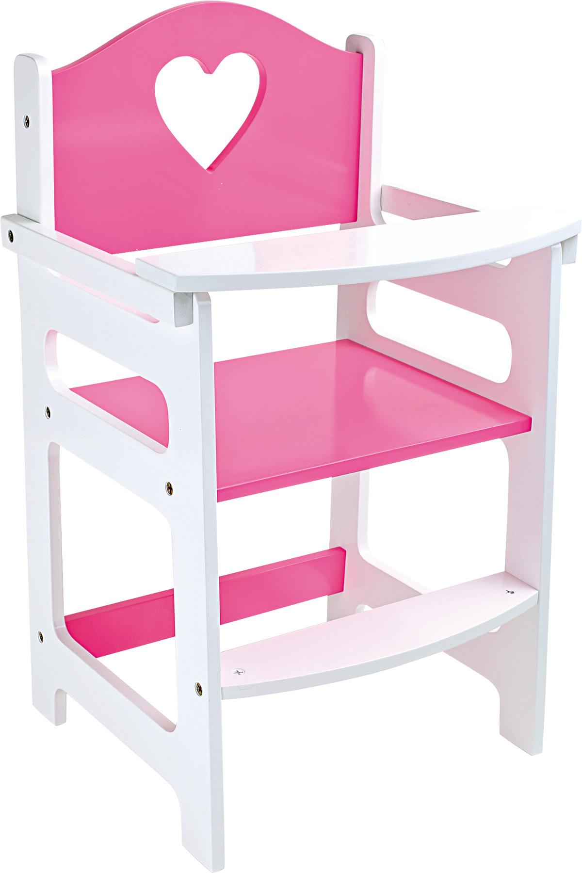 Small Foot Vysoká stolička Ružová