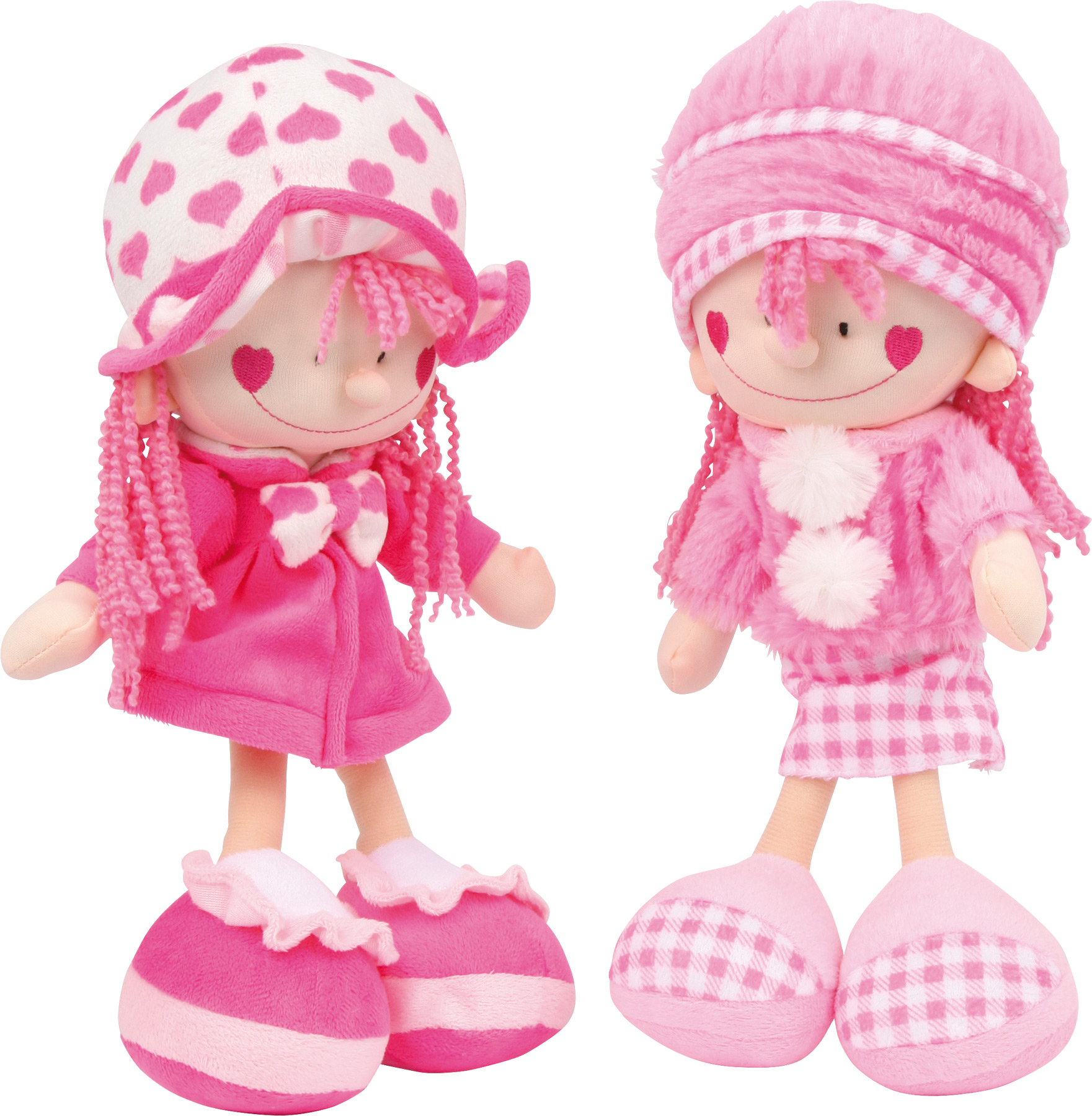 "Small Foot Bábiky ""Nora & Emily"""
