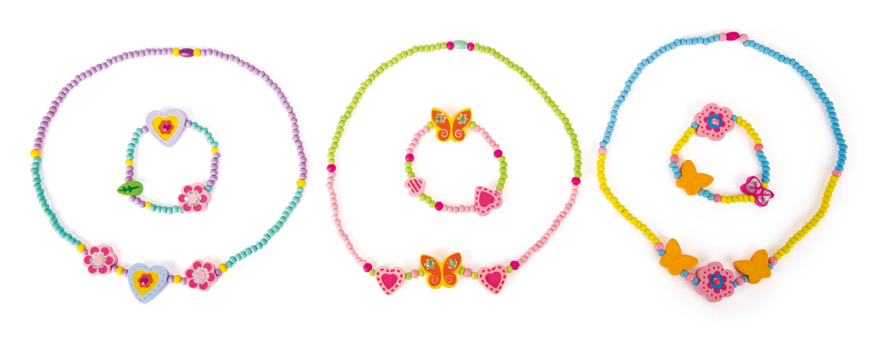 Set náhrdelník a náramok