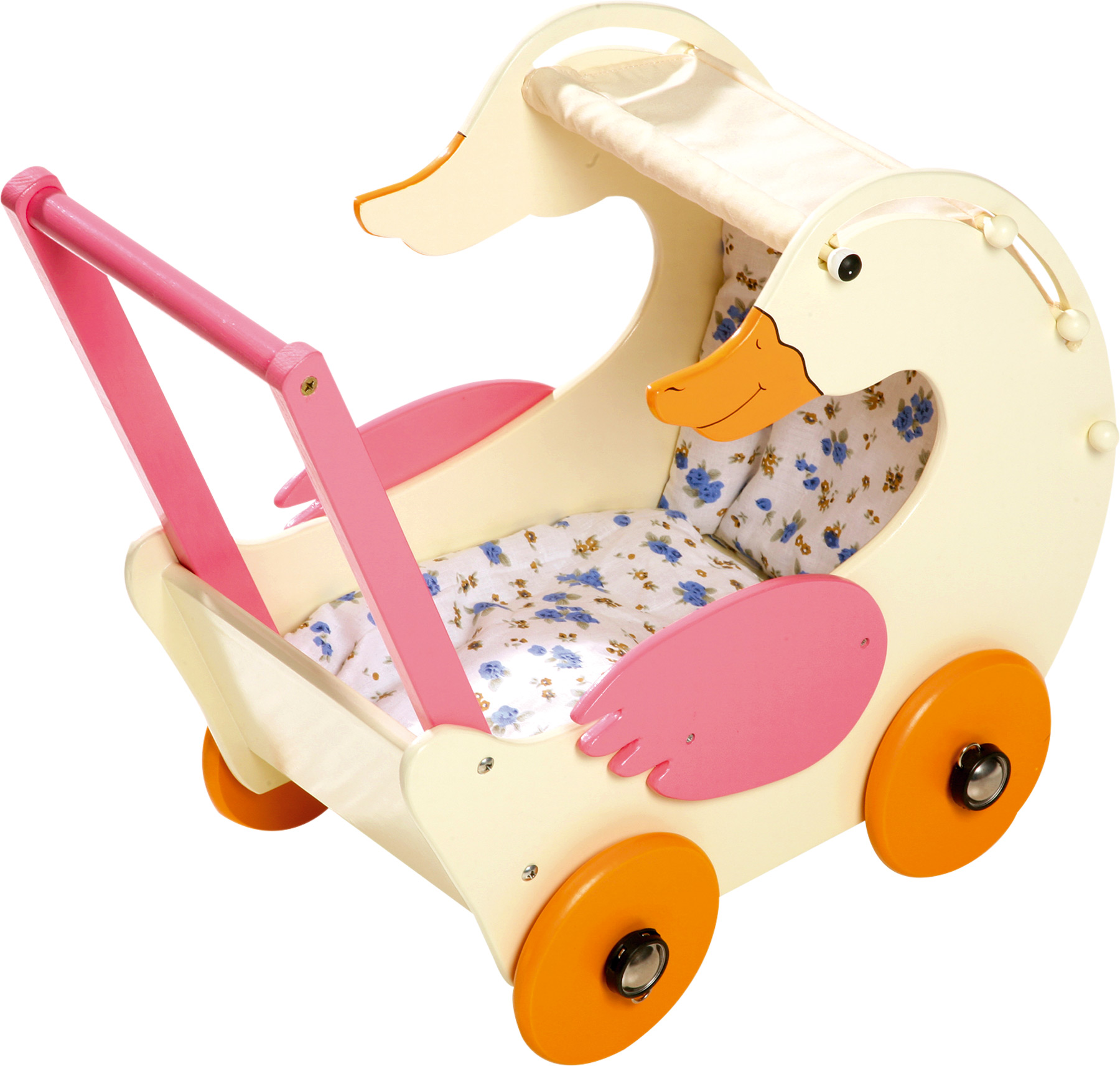 Small Foot Kočík pre bábiky Hus Gerda