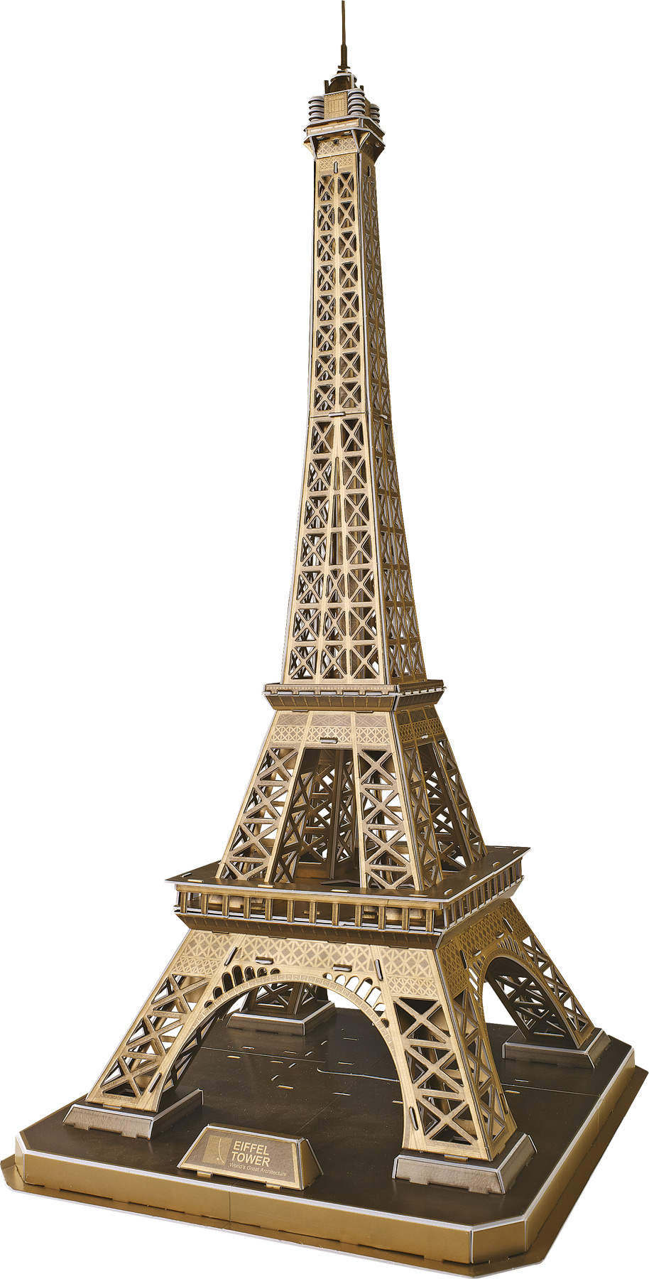 Small Foot 3D puzzle Eiffelova veža, veľká