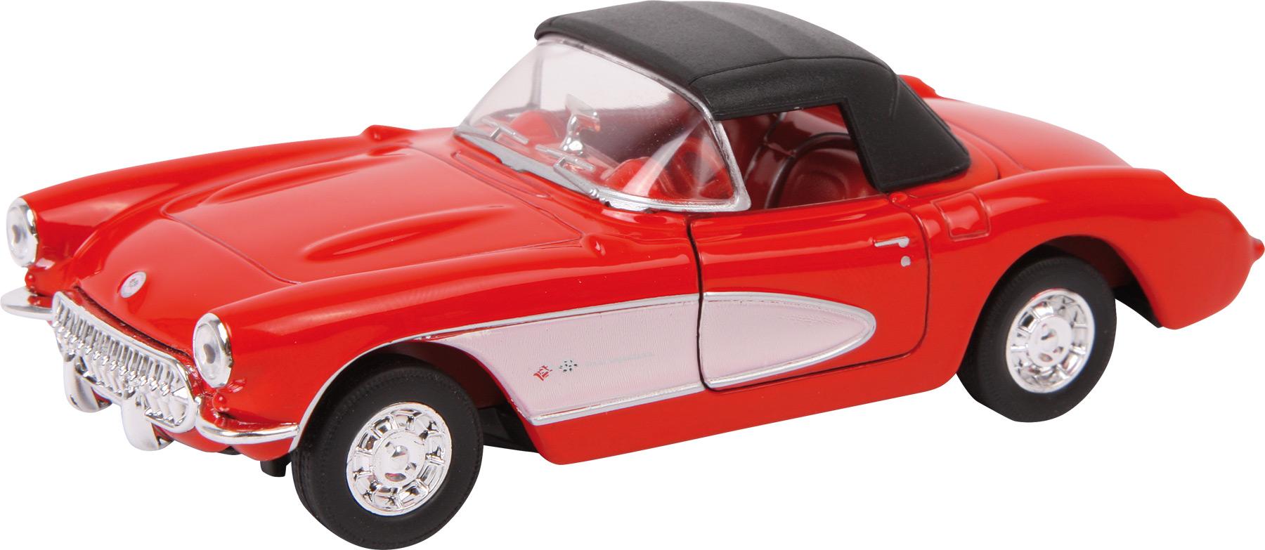 Small Foot Model automobilu Chevrolet´57 Corvette