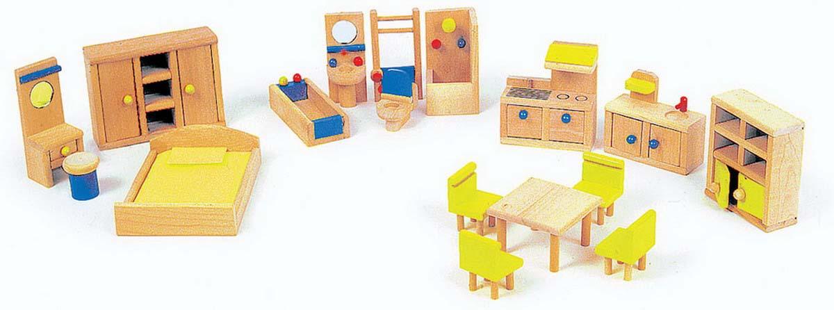 Small Foot Nábytok pre bábiky, s kuchyňou