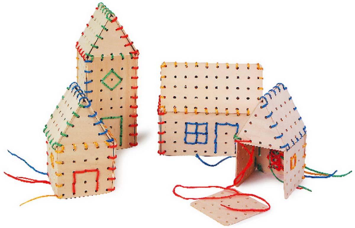 Small Foot Hra na prevliekanie Stavebné prvky
