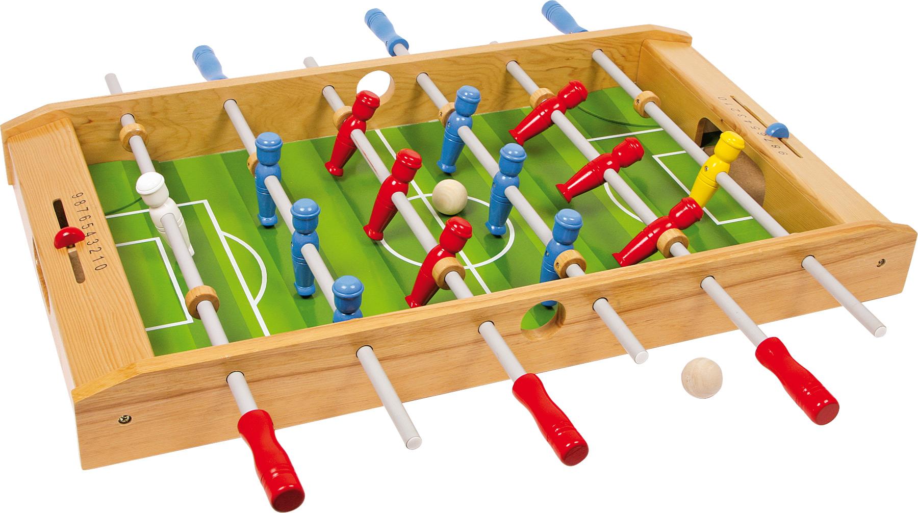 Small Foot Stolný futbal