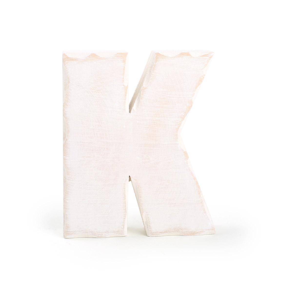 Small Foot Drevené písmeno K