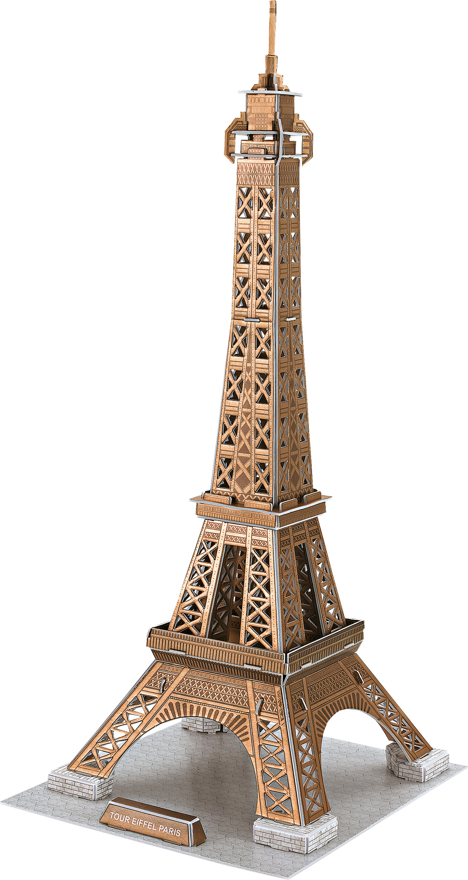 Small Foot 3D puzzle Eiffelova veža