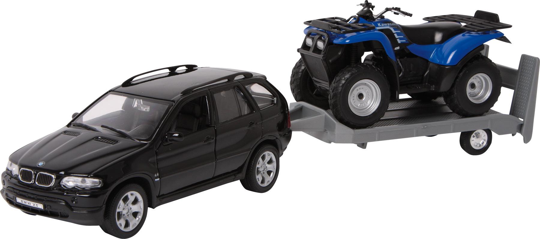 Small Foot Model automobilu Off-Road Set