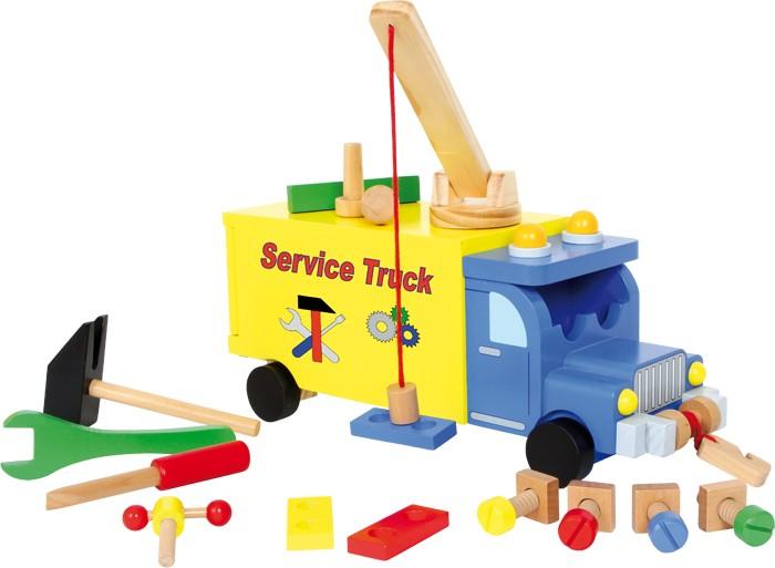 Small Foot Nákladné vozidlo Service Truck