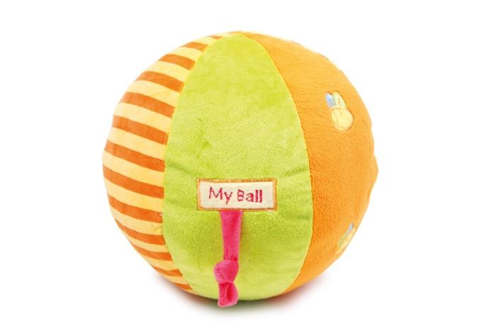 Legler Plyšová lopta, farebná