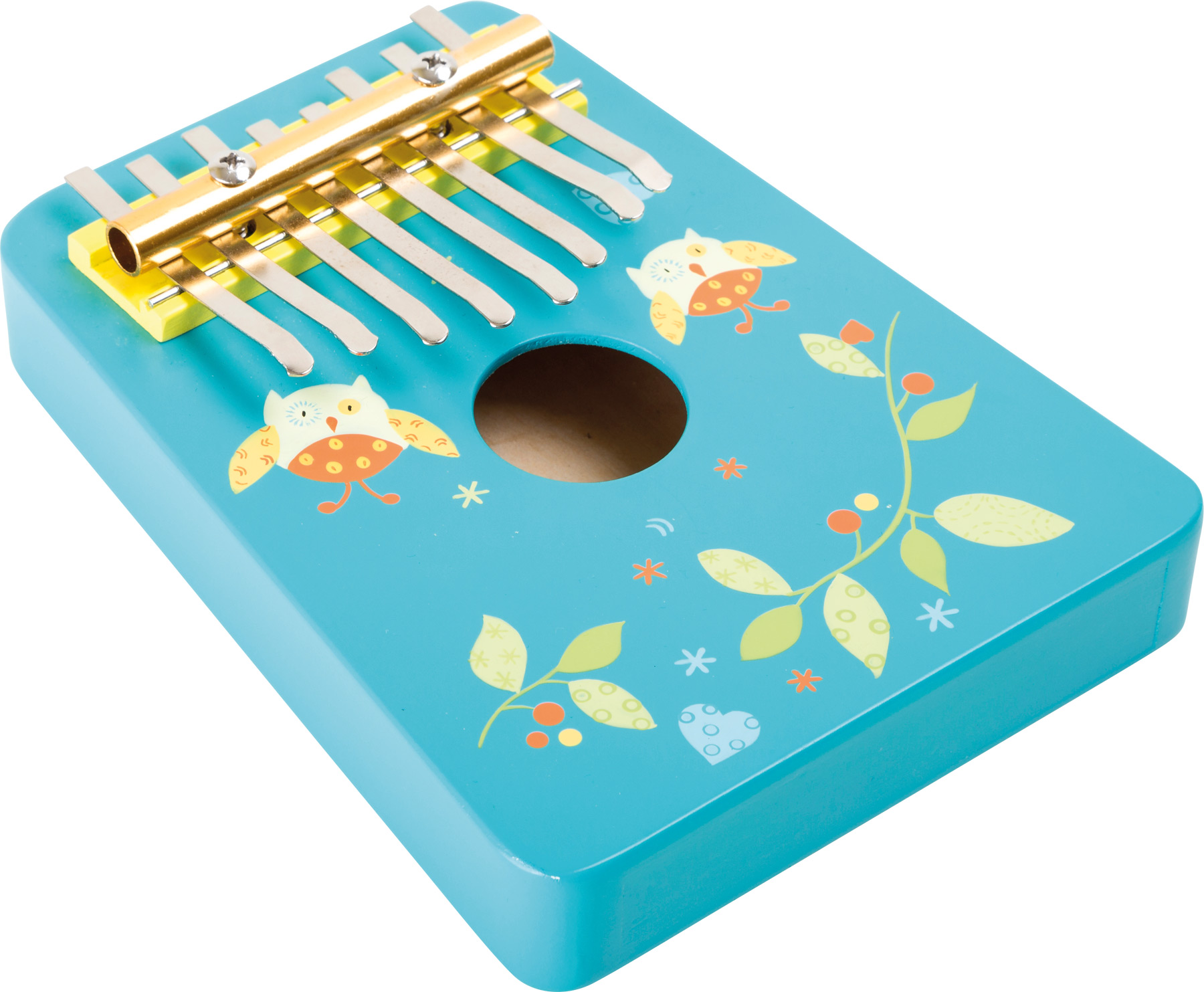 Small Foot Kalimba Sova