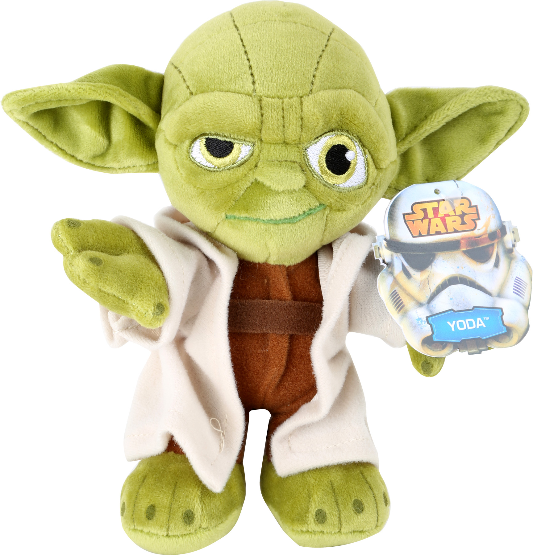 Small Foot Star Wars Yoda