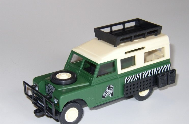 Monti System - MS02 - Safari Tourist