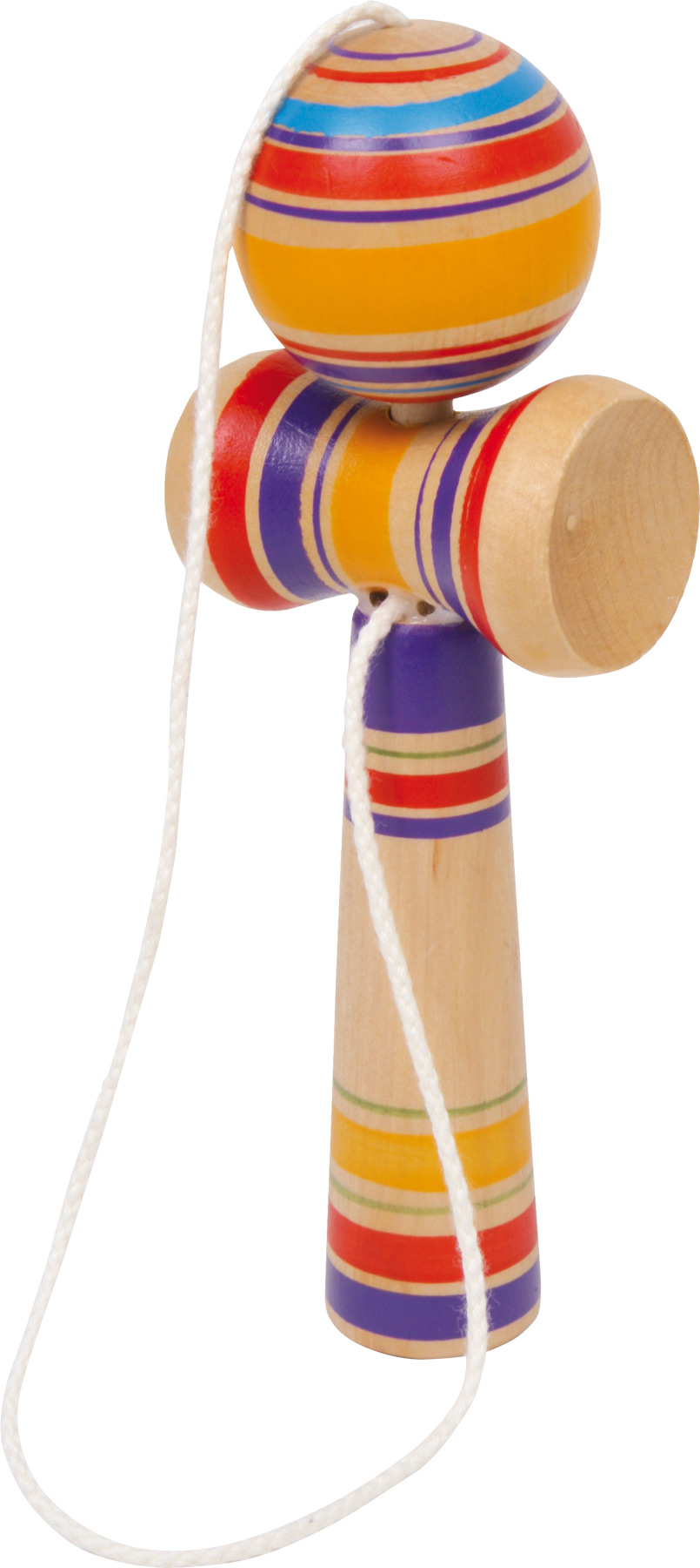 Small Foot Kendama farebná