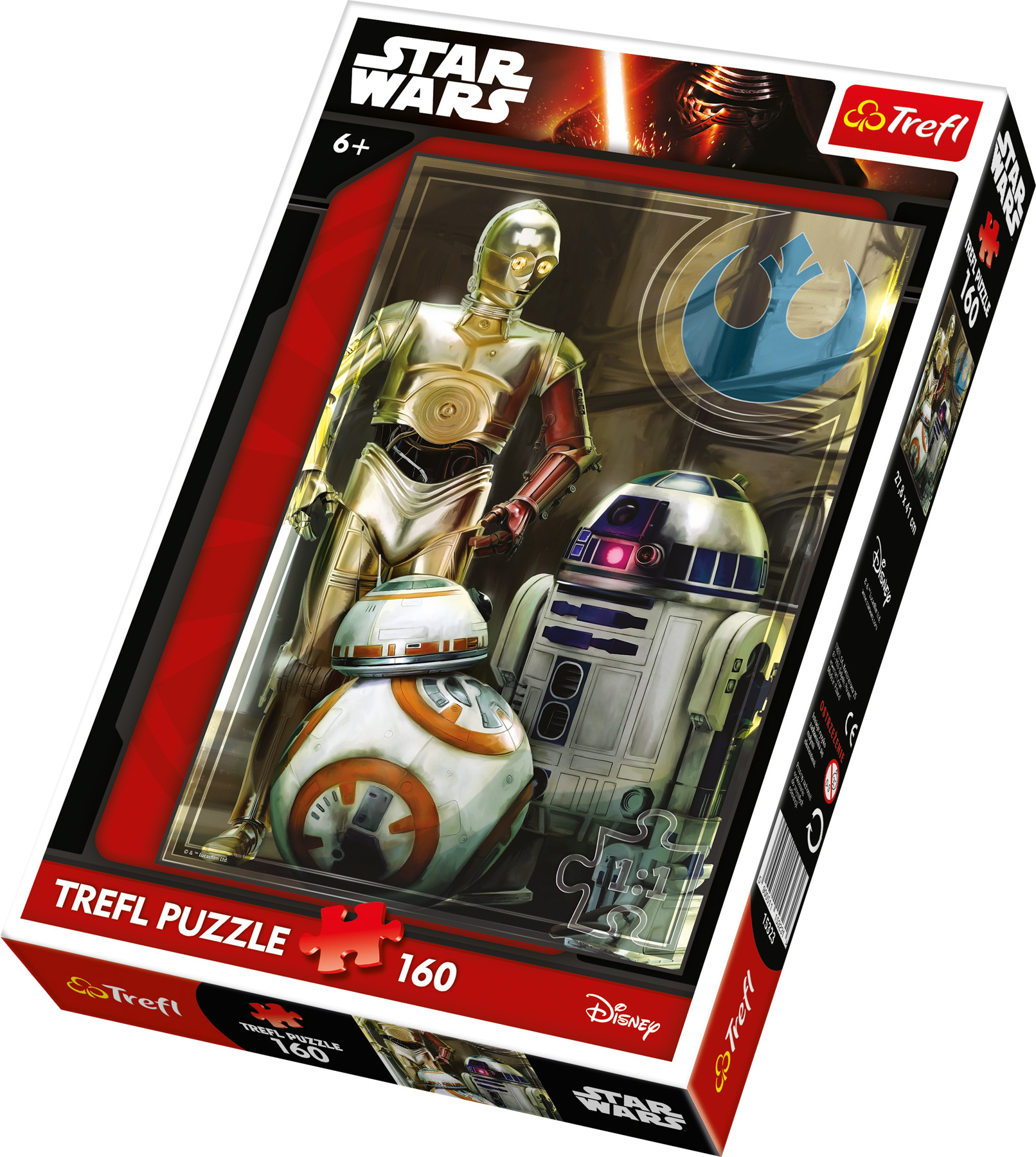 Small Foot Puzzle Star Wars Droid
